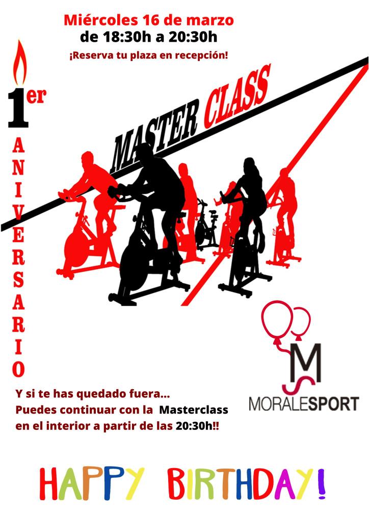 1º aniversario Morales Sport
