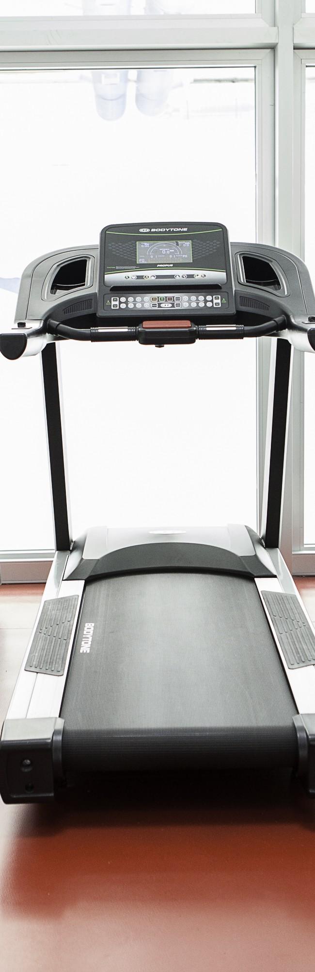 Cardio en la Sala fitness